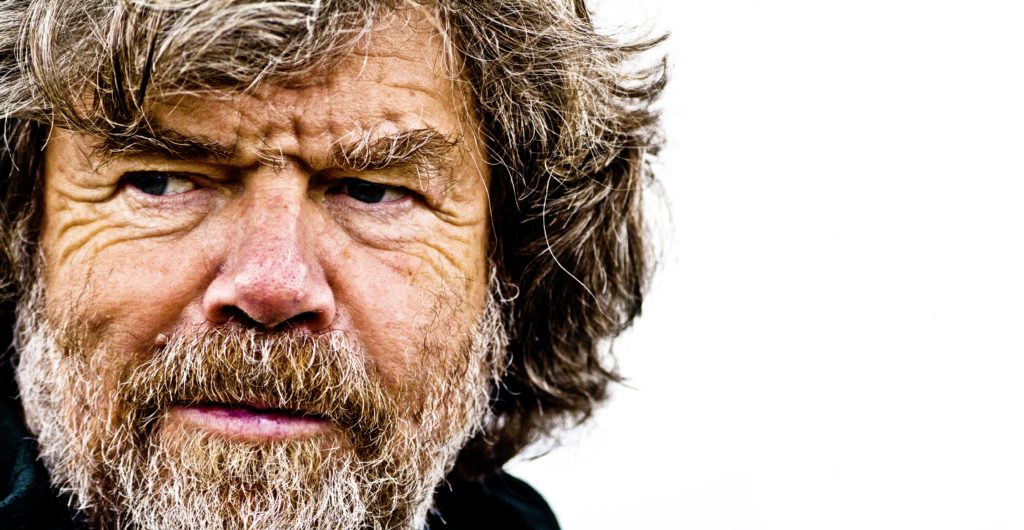 Reinhold Messner / Trail Magazine